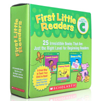 英文原版正版First Little Readers Parent Pack: Guided Reading C 25