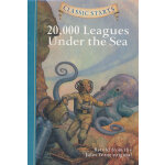 Classic Starts Audio: 20,000 Leagues Under the Sea 《海底两万里》(含CD,精装) ISBN 9781402773648