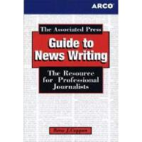 【预订】Arco the Associated Press Guide to Newswriting