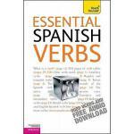 【预订】Essential Spanish Verbs