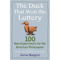 【预订】The Duck That Won the Lottery: 100 New Experiments