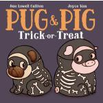 【预订】Pug & Pig Trick-Or-Treat