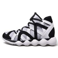 CUM 潮牌中高帮板鞋街头鞋运动跑鞋男鞋子袜子鞋套脚鞋男个性