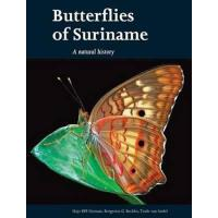 【预订】Butterflies of Suriname: A Natural History