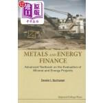 【中商海外直订】Metals and Energy Finance: Advanced Textbook on the