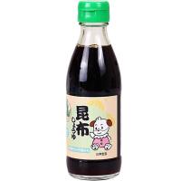 日本进口三井宝宝牌 昆布酱油调味汁 婴幼儿调味料200ml+黑芝麻粉