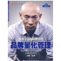 解密宝洁的品牌管理 品牌量化管理 王磊6DVD
