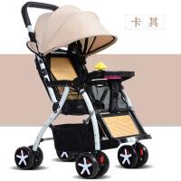 婴儿推车儿童超轻便携可坐躺冬夏简易折叠小婴儿车宝宝四轮伞车j13