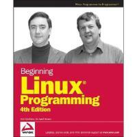 【预订】Beginning Linux Programming, 4Th Edition