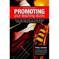 【预订】Practicespot Guide to Promoting Your Teaching