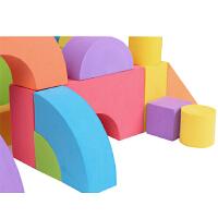 礼品礼包框装积木 EVA早教亲子泡沫软体积木玩具模型