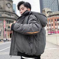 2018新款棉衣男士冬季外套潮流韩版学生衣服棉袄短款男装羽绒