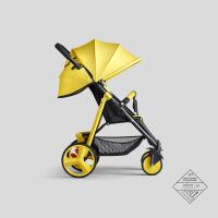 星月辰 婴儿推车可坐可躺简易迷你婴儿车折叠四季款便携式超小孩宝宝推车
