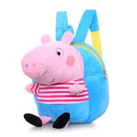 儿童背包韩版书包幼儿园1-3-6岁男童女孩宝宝可爱毛绒玩偶双肩包