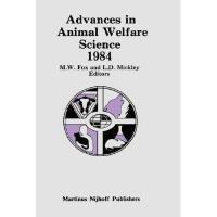 【预订】Advances in Animal Welfare Science 1984