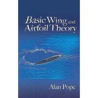 【预订】Basic Wing and Airfoil Theory
