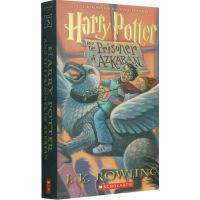 英文原版 J.K. Rowling 哈利波特与阿兹卡班囚徒 Harry Potter and the Prisoner of Azkaban 3