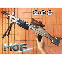 M249*非电动声光枪儿童玩具抢