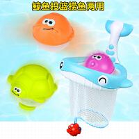 抖音婴儿宝宝洗澡玩具套装儿童向日葵电动花洒喷水男女孩浴室戏水