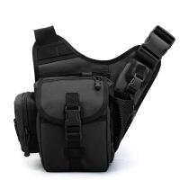 kuansen直营精选户外级鞍袋大鞍包多功能迷彩战术斜跨单肩包摄影单反相机包男军