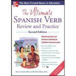 【预订】The Ultimate Spanish Verb Review and Practice