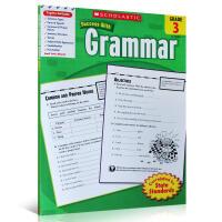 英文原版SCHOLASTIC SUCCESS WITH GRAMMAR 学乐阅读:3年级语