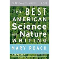 【预订】The Best American Science and Nature Writing 2011