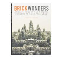 BRICK WONDERS 乐高积木 乐高玩具书 创意积木场景布置设置设计书籍