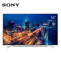 索尼(SONY) KD-55X8566F 55英寸4K HDR液晶智能电视