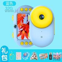 【新品】宝宝拍儿童wifi相机可拍照打印mini小单反卡通趣味玩具礼物男