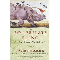 【预订】The Boilerplate Rhino: Nature in the Eye of the