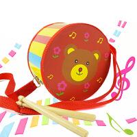 打击乐器 韩国早教可爱宝宝敲鼓 音乐玩具 儿童礼物