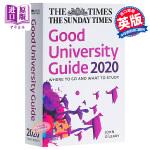 【中商原版】英国大学指南(2020) 英文原版 The Times Good University Guide 202