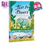 【中商原版】原来如此 讲给孩子们的故事 英文原版 Just So Stories 吉卜林 Kipling 儿童文学 童