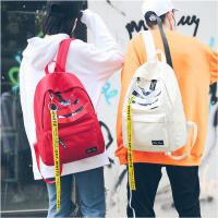 双肩背包书包女男大高中学生韩版新款校园原宿港院风ulzzang