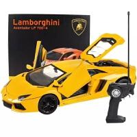 【领券立减】兰博基尼合金遥控汽车模型开门充电动赛车漂移儿童玩具车男孩