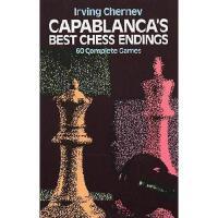 【预订】Capablanca's Best Chess Endings