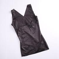 产后收腹衣服薄款塑身减肚子束腰紧身背心女束身上衣塑形
