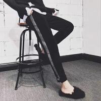孕妇打底裤加绒冬季外穿2018新款孕妇裤子春秋保暖棉裤长裤冬
