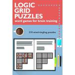 【预订】Logic Grid Puzzles: Word Games for Brain Training