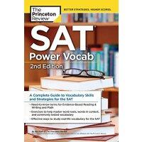SAT Power Vocab, 2nd Edition 普林斯顿SAT词汇【英文原版】