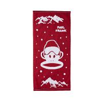 TBW3177104大嘴猴(Paul Frank) 儿童毛巾口水巾 洗脸毛巾35x75cm