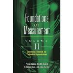 Foundations of Measurement Volume II (【按需印刷】)