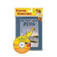 英文原版儿童书 The Story about Ping [With CD (Audio)] 小鸭子历险记(附CD)有声
