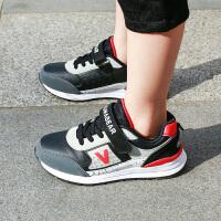 儿童鞋男童运动鞋春秋款新款春季透气女童大童春秋鞋子