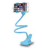 蛇蝎龙 手机懒人支架床头支架多功能通用手机支架 双夹子