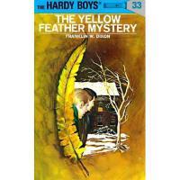 【预订】The Yellow Feather Mystery