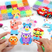 水雾神奇魔法珠手工diy男孩女孩水珠拼豆豆拼图儿童玩具套装