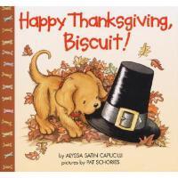【预订】Happy Thanksgiving, Biscuit!