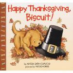 【预订】Happy Thanksgiving, Biscuit!